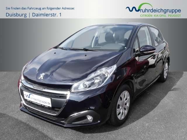 Peugeot, 208, Active 1.2 12V VTi+NSW+PDC+SHZ