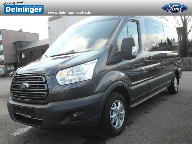 Transit, 310 L3H2 VA Trend Euro6 d-TEMP Doppel-Klima NAVI K