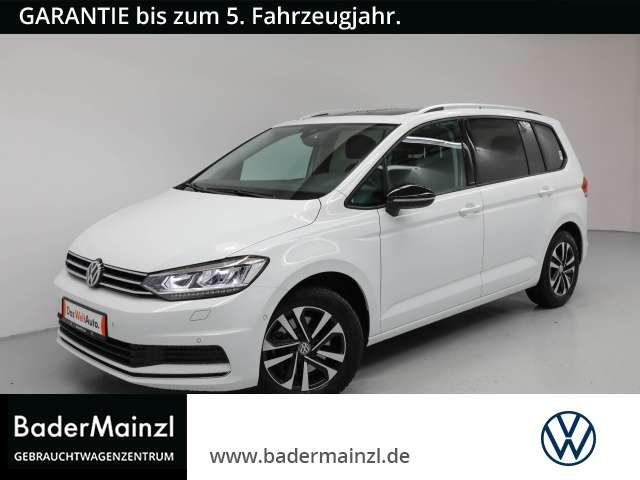 Volkswagen, Touran, TSI 1.5 DSG IQ.DRIVE Kamera