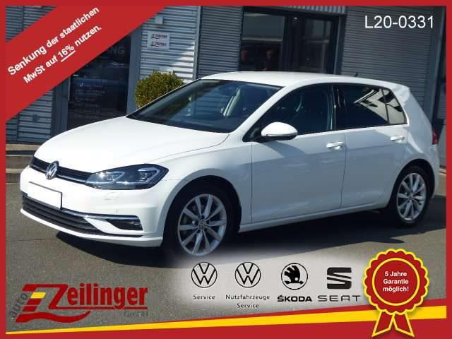 Volkswagen, Golf, Highline TDI+17 ZOLL+ACC+LICHT UND SICHT