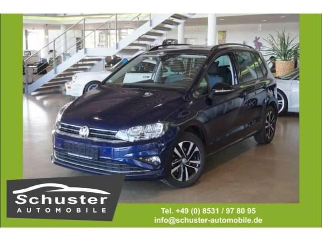 Volkswagen, Golf Sportsvan, IQ.DRIVE 1.0TSI ACC Fernlichtass.