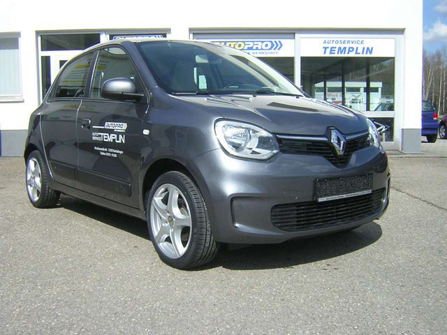 Renault, Twingo, SCe 75 LIMITED, Sitzheizung / Klima/ Radio/ 16%