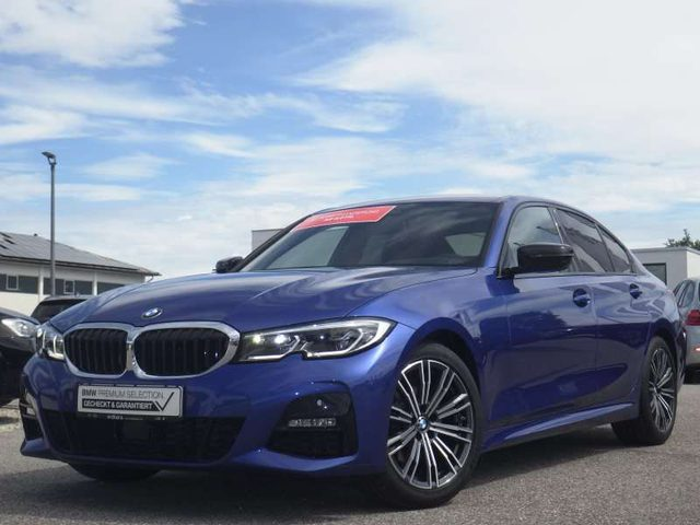 BMW, 320, d xDrive Limousine M Sport Head-Up HK HiFi