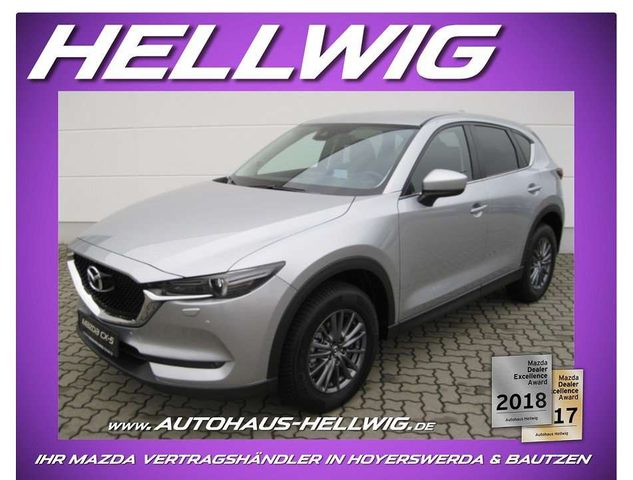 Mazda, CX-5, 2.0l Exclusive-Line Voll-LED Sitzheizung NAVI 1.H