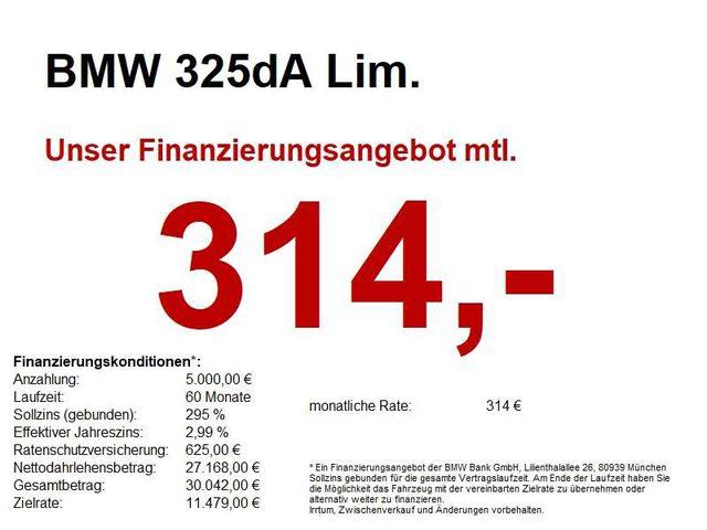 325, dA Lim. M Sport NaviProf.H/K.PDC.BT.LED.