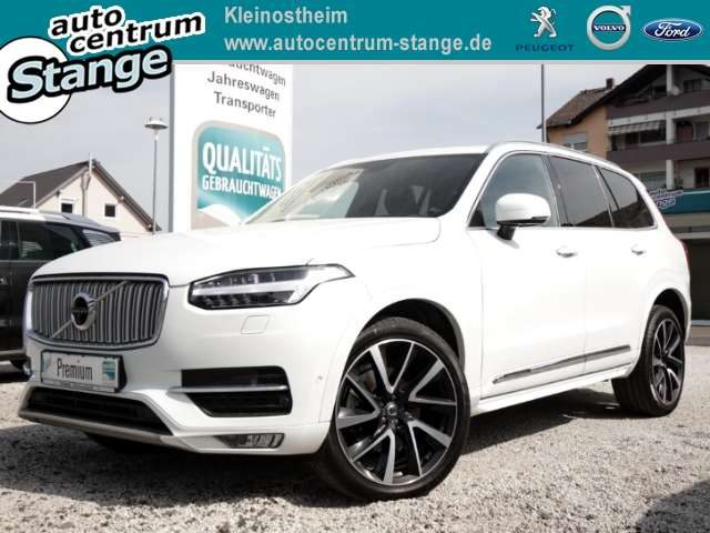 XC90, Inscription AWD D5 EU6d-T LED El. Panodach. Luftfa