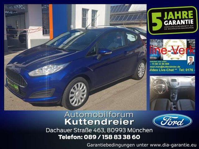 Ford, Fiesta, Trend 3tg. Euro 6 Klima Sitzheiz. Start