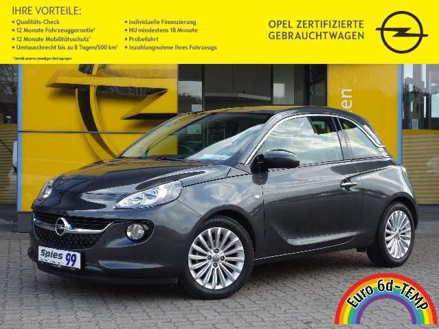 Opel, Adam, Unlimited 4.0IntelliLink Peanut-Interior