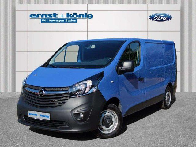 Opel, Vivaro, 1.6 D (CDTI) L1H1 Standh.,Klima,Tempomat