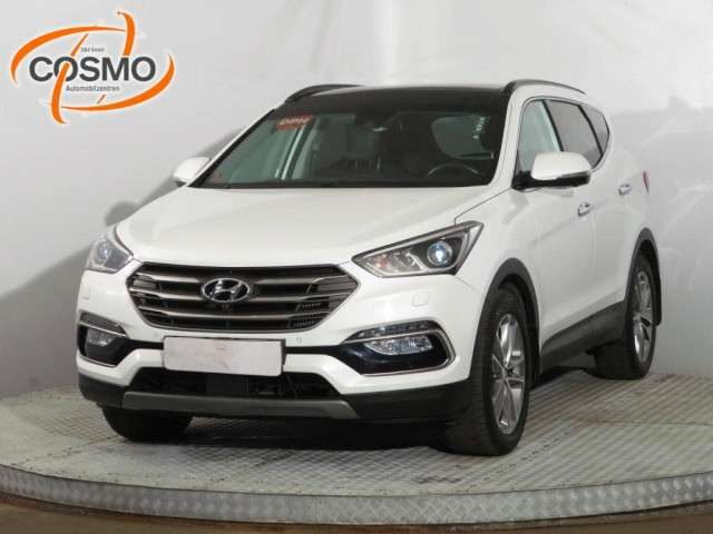 Hyundai, Santa Fe, 2.2 CRDi 4x4 +Xenon+Sitzhzg+Pano+ACC+Ca
