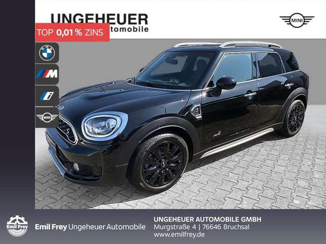 Cooper SD Countryman, ALL4 Wired Chili Head-Up
