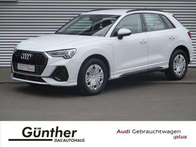 Audi, Q3, S LINE 35 TDI QUATTRO+LED+WINTERRÄDER+KESSY+