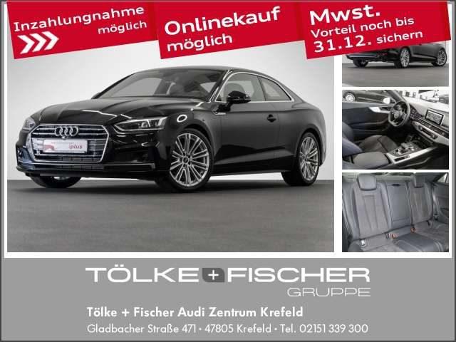 Audi, A5, Coupé 35 TFSI S line S tronic