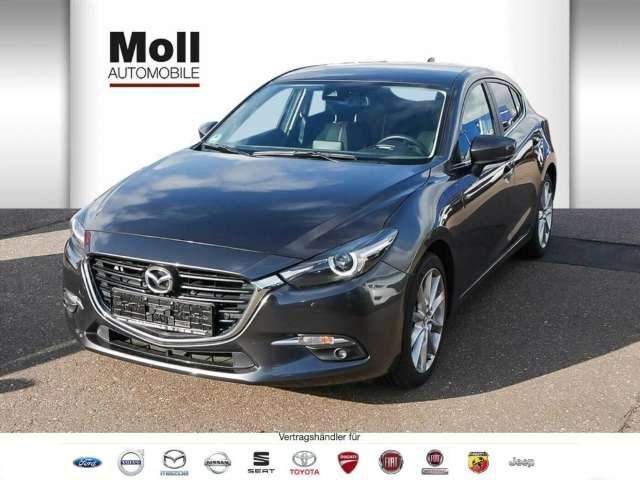 Mazda, 3, SKYACTIV-G 165 Sports-Line I-Activesense Bose
