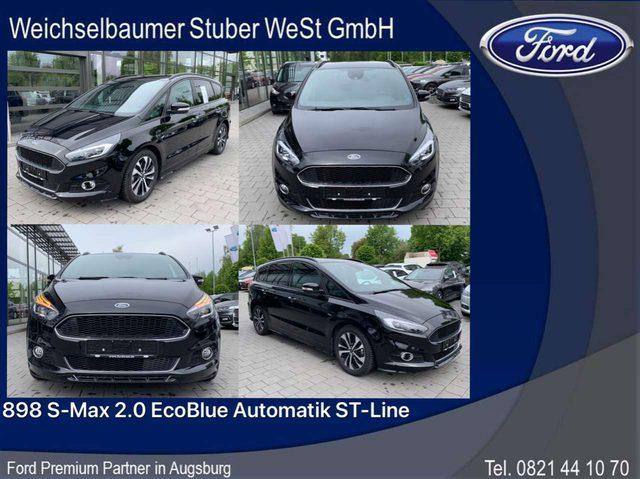 Ford, S-Max, 898 S-Max 2.0 EcoBlue Automatik ST-Line