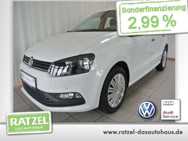 Volkswagen, Polo, 1.0 Trendline BlueMotion PDC Composition