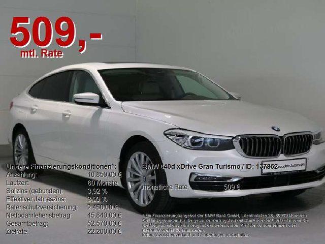 640, d xDrive Gran Turismo Luxury Line Standheiz.*