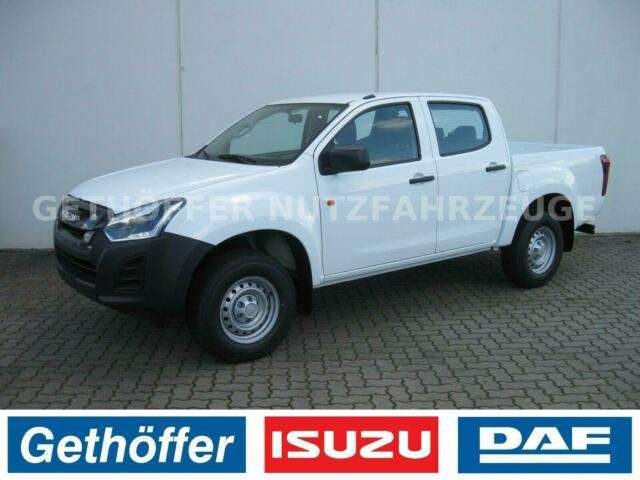 D-Max, Double Cab Basic AT Euro 6 AHK-Last 3,5 t