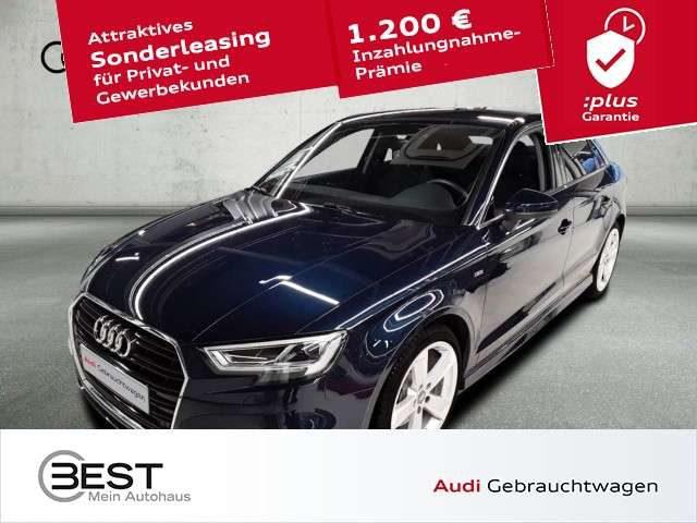 Audi, A3, Limousine 35 TDI sport 2x S-Line LED, NAVI, 18 ZOL