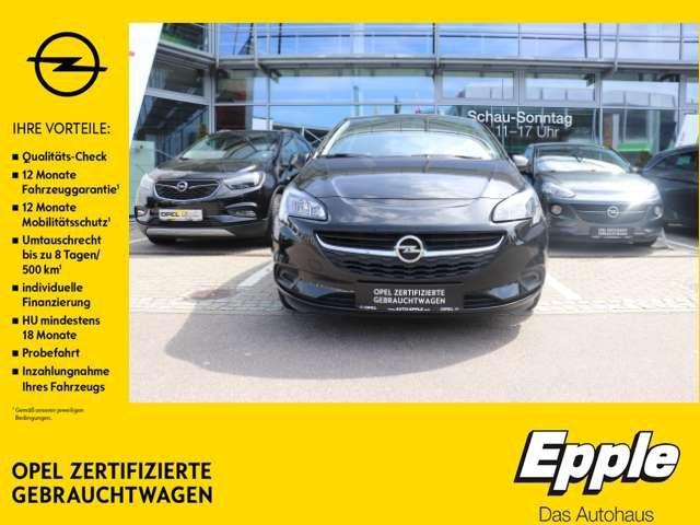 Corsa, E Selection 1.2 RDC Klima ESP Seitenairb. Radio TR