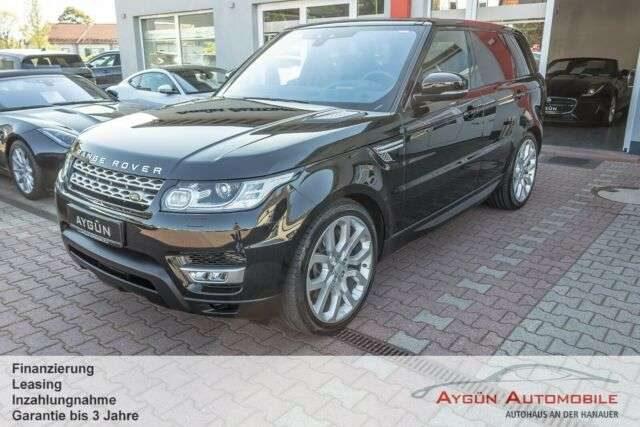 Range Rover Sport, SDV6 HSE Panorama -HeadUp-AHK
