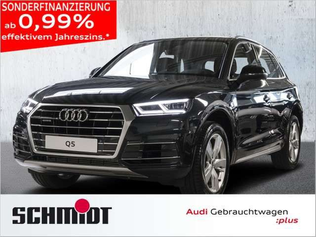 Audi, Q5, 3.0 TDI quattro Design Matrix LED, Navi+, Kamera,