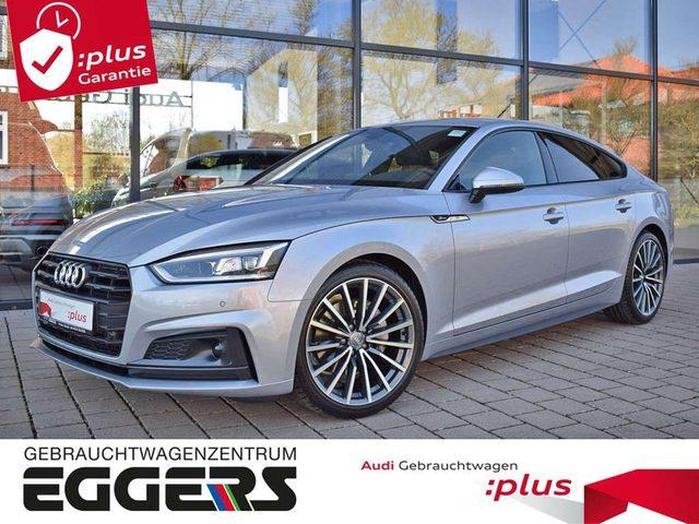 Audi, A5, Sportback 40 TDI S-tr. *S-line*LED*Navi*RüKam