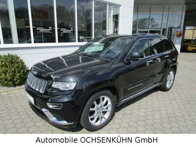 Jeep, Grand Cherokee, Summit 3.0 V6