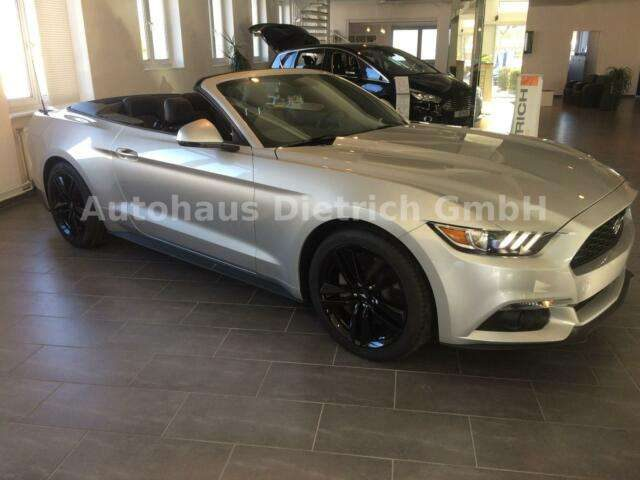 Mustang, Cabrio 2.3 EcoBoost Automatik *Navi,PDC*