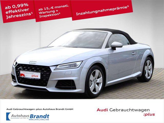 Audi, TT, Roadster 45 TFSI quattro S-TRONIC*XENON*NAVI+*GRA