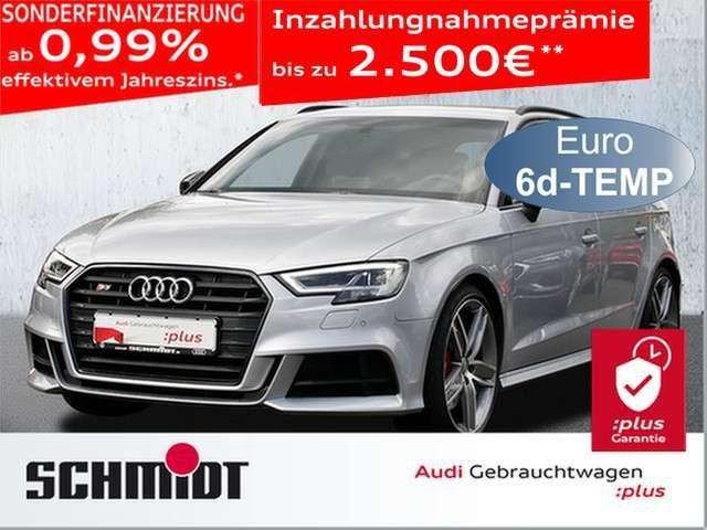 Audi, S3, Sportback TFSI quattro Matrix LED, DAB, Navi+, Al