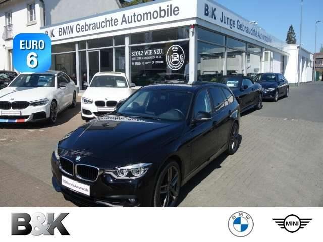 BMW, 320, d Touring Advantage Navi, LED,PDC