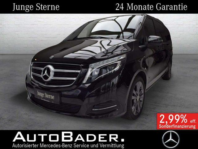 Mercedes-Benz, V 250, d AVANTGARDE L SPORT Leder 360° Standhzg Autom.