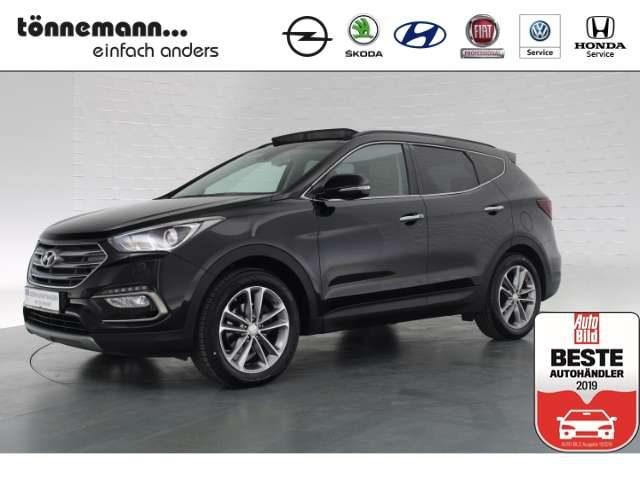 Santa Fe, Premium 4WD, Leder, Panoramadach, Xenon-Scheinwerf