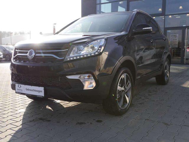 Korando, 2.0 e-XGi200 2WD Sapphire +Sonderaktion+Navi+R.Kam