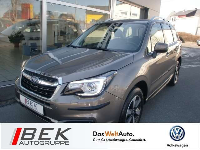 Forester, 2.0i Exclusive Sport-Utility-Vehicle/Exclusive Al