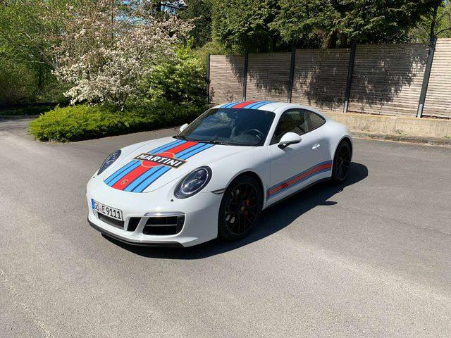 911, GTS o. OPF | approved 11/22 Martini Racing Edition