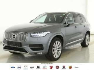 Volvo, XC90, T6 AWD Geartronic Inscription Navi RFK BFS LED