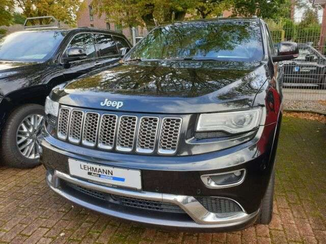 Jeep, Grand Cherokee, 3.0 MultiJet Summit Panorama/Nav
