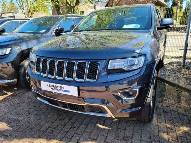 Jeep, Grand Cherokee, 3.0 MultiJet Overland Panorama