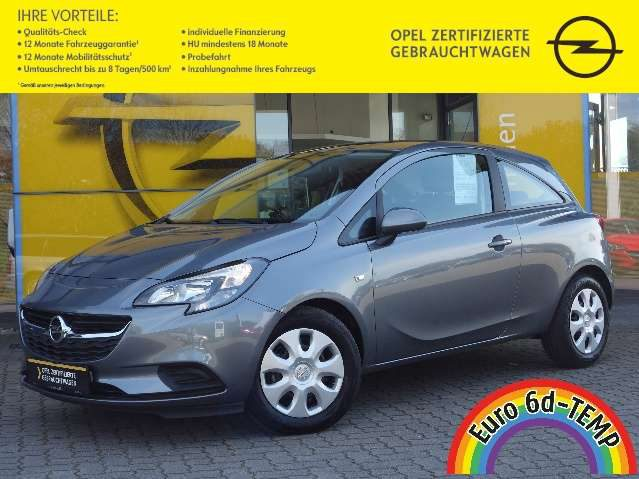 Corsa, Edition Aut. Bluetooth Werkswagen