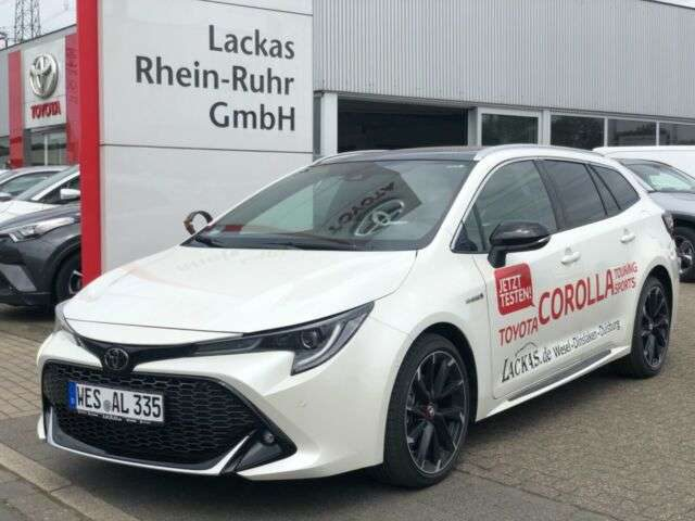 Corolla, Touring Sports Hybrid GR Sport