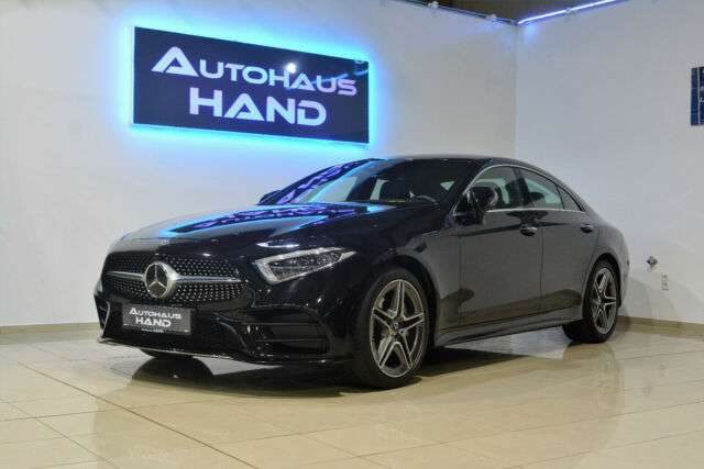 CLS 350, CLS 350 d 4Matic*AMG-LINE*LED*Schiebedach