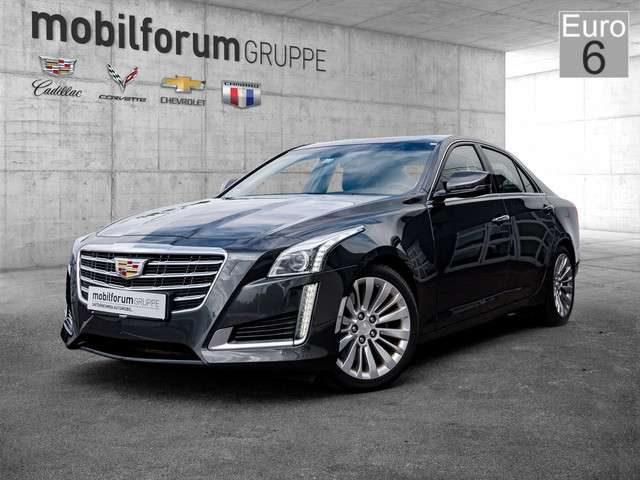 CTS, 2.0 RWD AT-8 Luxury Luxury 1,49% EFF* EU6