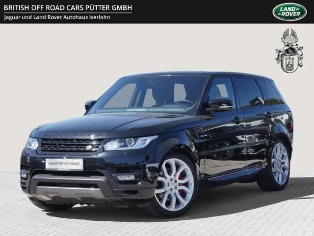 Range Rover Sport, SDV6 HSE Dynamic EURO6 Leder Navi StandHZG AD Kurv