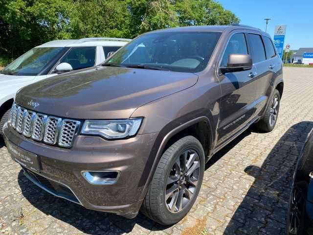 Jeep, Grand Cherokee, 3.0I Multijet Overland MY17 AHK