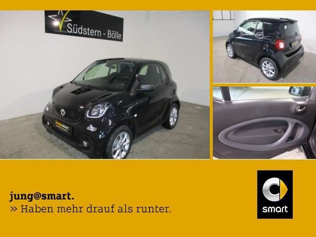 smart, forTwo, passion,twinamic,Cool&Audio