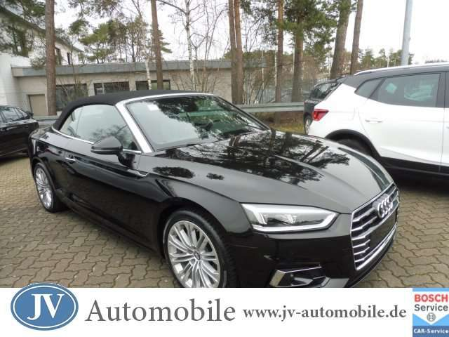 Audi, A5, CABRIOLET DESIGN 40 TDI S-TONIC +NAVI LED ACC