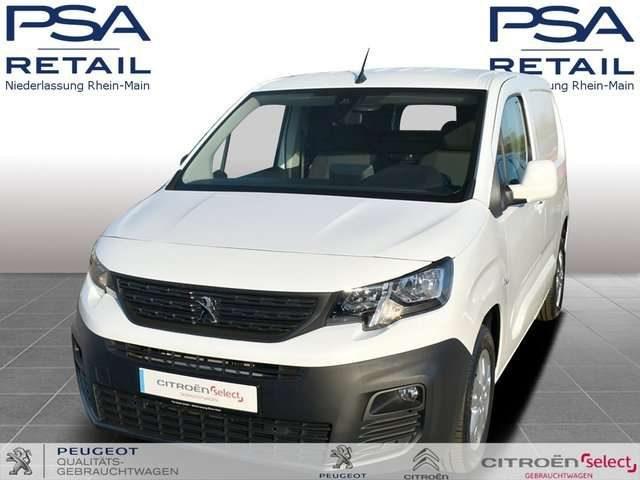 Peugeot, Partner, 1.5 BlueHDi 130 L1 EAT S&S Premium