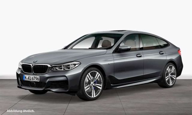 BMW, 640, d xDrive Gran Turismo M Sportpaket Head-Up